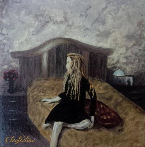 La Songeuse - Cléoféeline