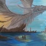 La mer des Dragons